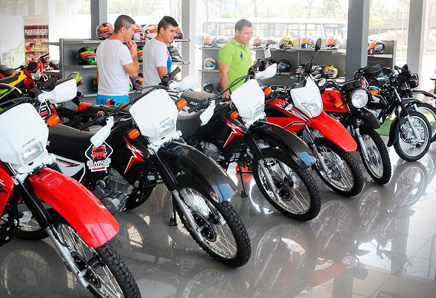 Concesionario Motos Central Motorbikes Almagro