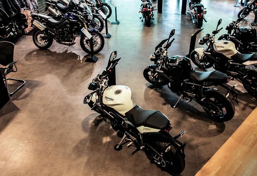 Concesionario Motos Riders Store Olivos
