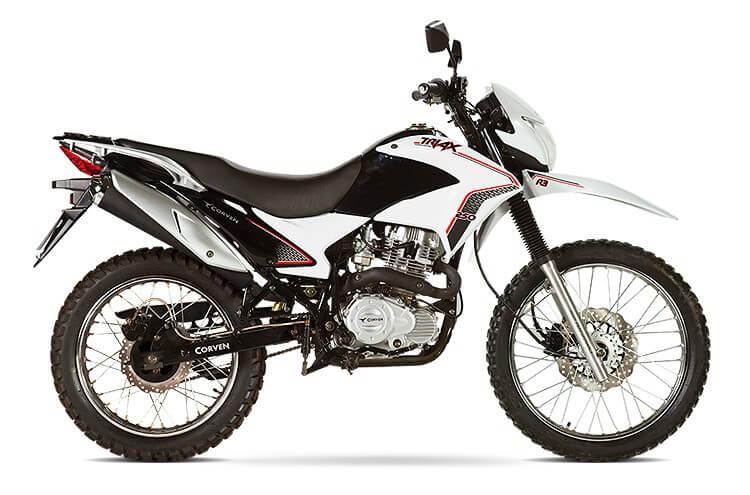 Corven Triax 250 R3 Precio 0km 2020 Central Motorbikes Almagro