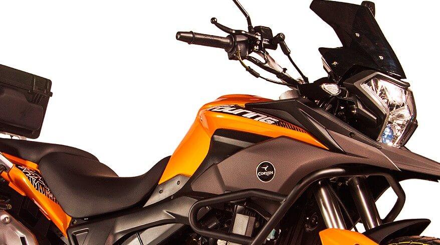 Corven Triax 250 Touring 0km Precio 2020