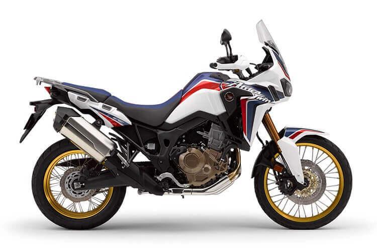 Honda Africa Twin Precio 0km 2020 Central Motorbikes Almagro