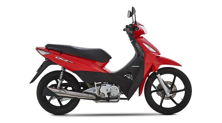 Honda Biz 125 0km Precio 2021