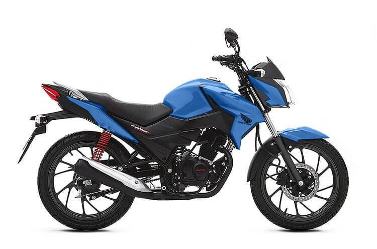 Honda CB 125 F Twister Precio 0km 2020 Del Sur Motos Florencio Varela