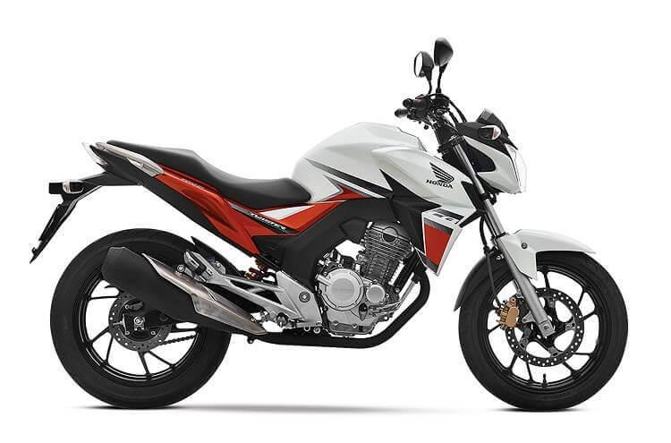 Honda CB 250 Twister Precio 0km 2020 Del Sur Motos Florencio Varela