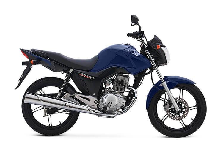 Honda Titán CG 150 Precio 0km 2019 Central Motorbikes Almagro