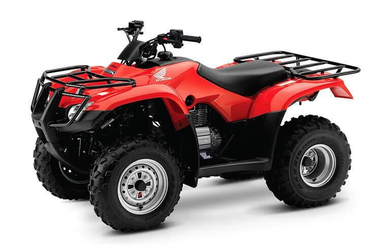 Honda TRX 250 Precio 0km 2020 Motocentro San Miguel