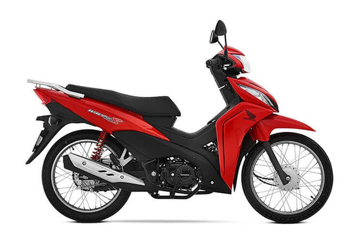 Honda Wave 110 S Precio 0km 2019 Central Motorbikes Almagro
