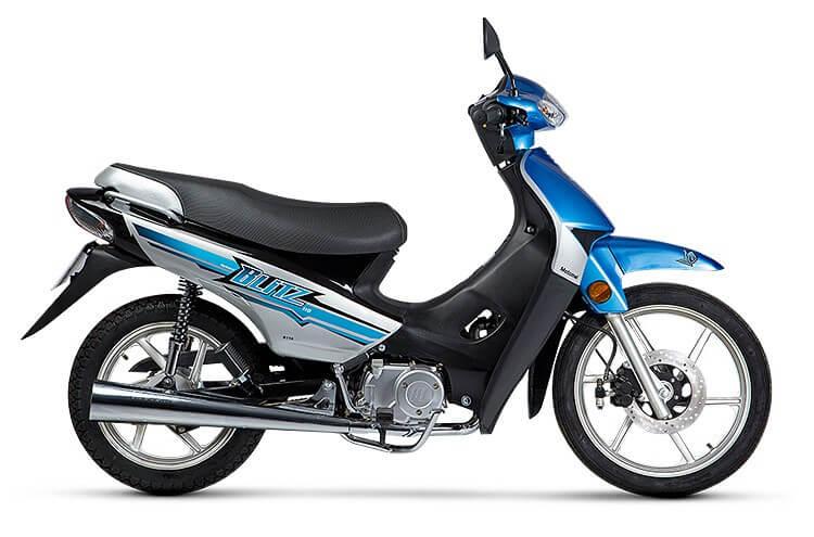 Motomel Blitz 110 V8 Full Precio 0km 2019 Central Motorbikes Almagro