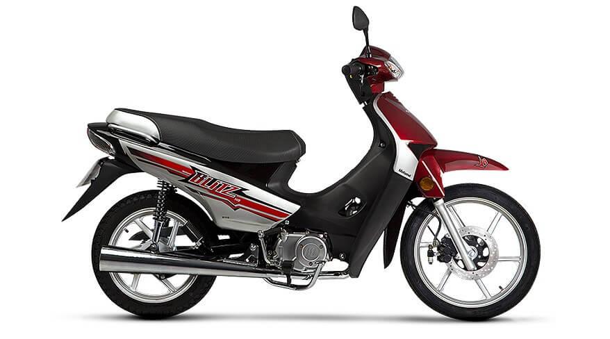 Motomel Blitz 110 V8 Full 0km Precio 2020