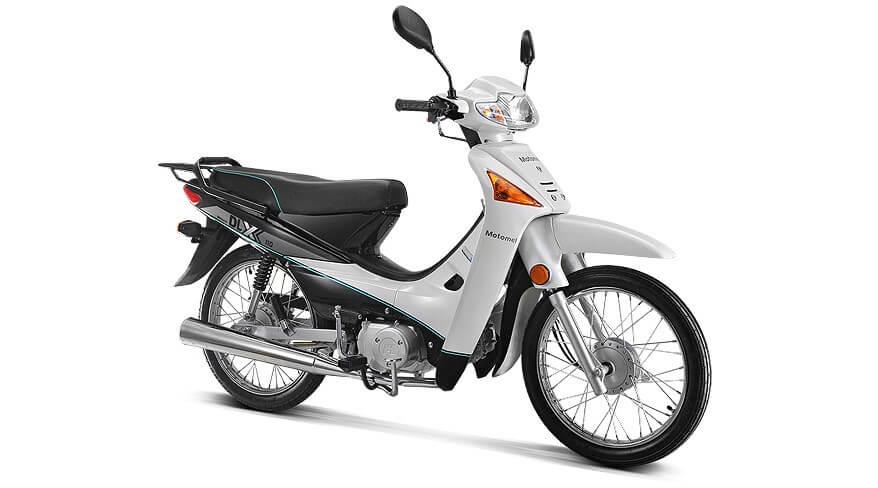 Motomel DLX Deluxe 110 Ficha Técnica y Opiniones | Motos