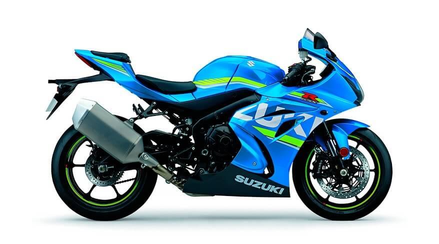 Suzuki GSX R 1000 A 0km Precio 2020