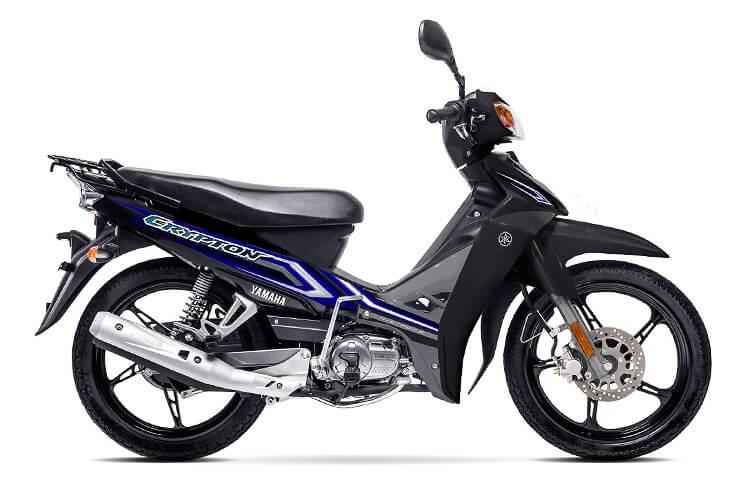 Yamaha Crypton 110 Precio 0km 2021 Central Motorbikes Almagro