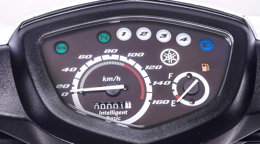 Yamaha Crypton 110 0km Precio 2021
