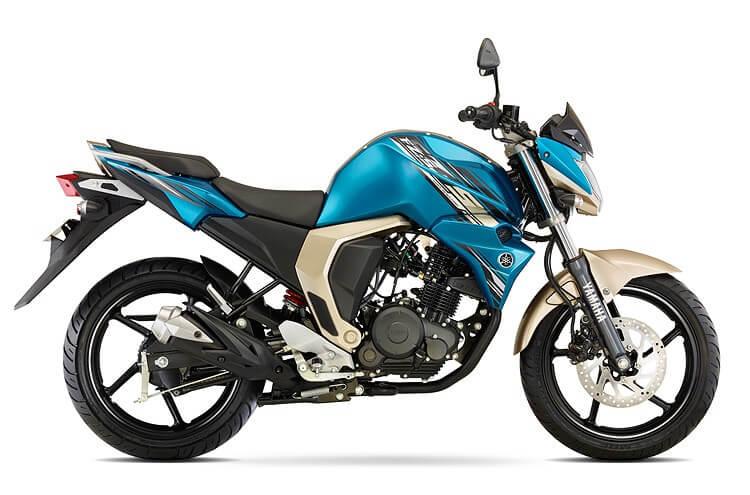 Yamaha FZ-S FI Precio 0km 2021 Del Sur Motos Florencio Varela