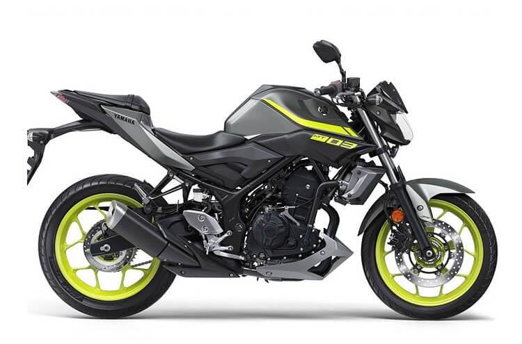 Yamaha MT 03 ABS Precio 0km 2020 Central Motorbikes Almagro