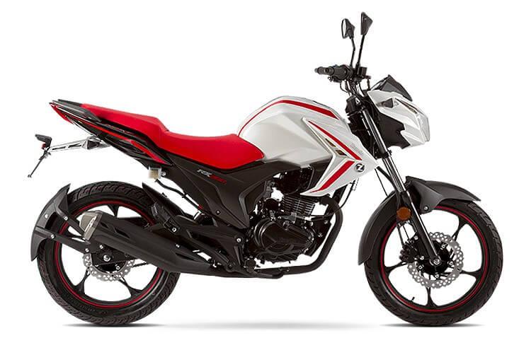 Zanella RX 200 Next Precio 0km 2020 Del Sur Motos Florencio Varela