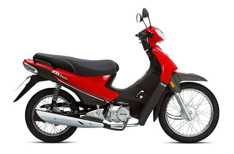 Moto 0km Precio 2020 Zanella ZB 110 Z1 Base Central Motorbikes Almagro