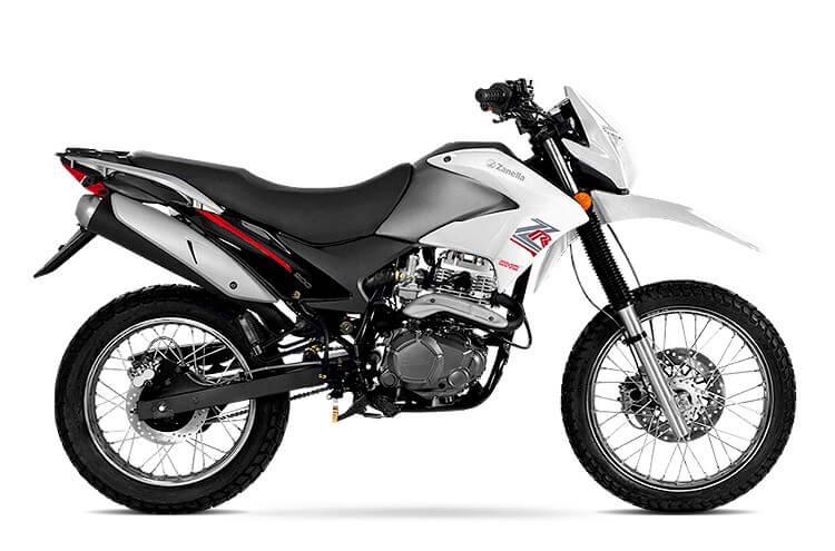 Zanella ZR 200 Precio 0km 2020 Del Sur Motos Florencio Varela